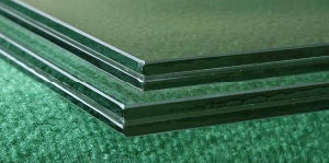 Clear Tempered Laminated Glass and Folat Glass with Handrail pictures & photos