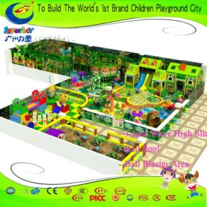 Professional Children Indoor Soft Playground for Shopping Mall pictures & photos