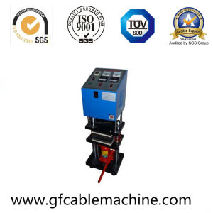 PVC Press Vulcanizing Machine Sulfur Forming Machine for Small Laboratory pictures & photos