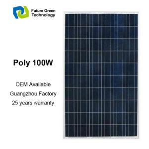 100W Solar Power Energy Panel Flexible Solar Cells for Sale pictures & photos