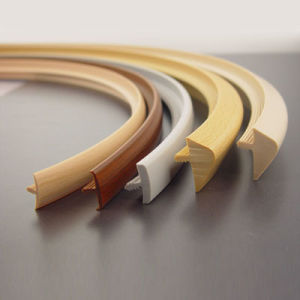 PVC T Edge, PVC Edge, PVC Edging