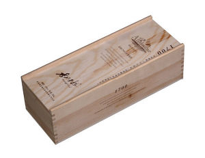 Wooden Gift Box for Wine, Packaging Wood Box pictures & photos