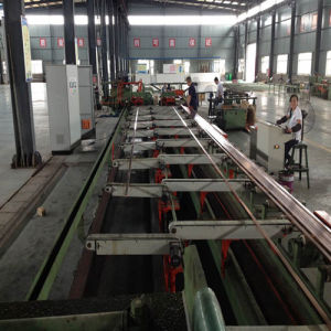 80 Tons Full Automatic Hydraulic Drawing Straightening Machine pictures & photos