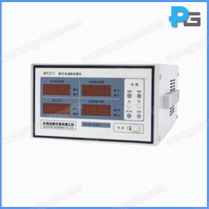 Digital Power Meter to Test Voltage, Current, Frequency, Power Factor pictures & photos