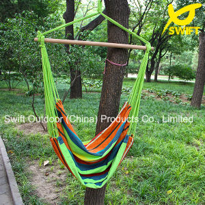 Portable Patio Fabric Hammock Chair pictures & photos