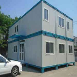 Quick Construction Insulated Panel Prefab/Prefabricated House pictures & photos