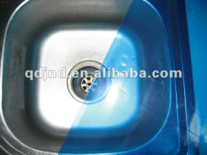 Blue Protective Film for Stainless Steel Deep Drawing pictures & photos