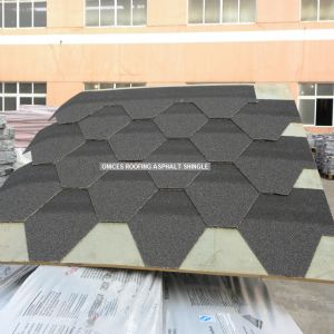 Gray Mosaic Asphalt Shingle