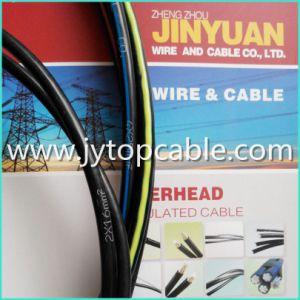 Low Voltage ABC Cable 4X25mm, Aerial Bundle Cable Manufacturer pictures & photos