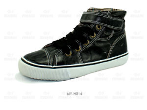 Vulcanized Canvas Shoes (MY-H014)
