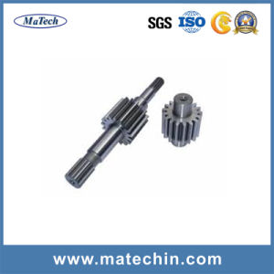 304 304L 316 316L Stainless Steel Precision Shaft Forging pictures & photos