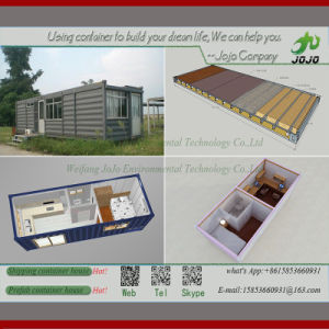 Shipping Container Home/Luxury Container Home for Sale/Home Container pictures & photos