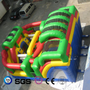 Coco Water Design Inflatable Castle Toy for Kids LG9084
