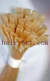 100% Human Hair/ V Tip / Per Bonded Hair Extension pictures & photos