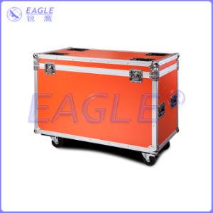 Aluminum Stage Lights PAR64 Moving Head Lights Flight Case