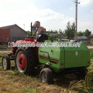 Hot Sale Mini Hay Baler Machine with CE pictures & photos