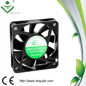 60X60X15mm Amplifier Cooling Fan New Design DC Brushless Fan pictures & photos