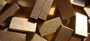 Different Types Diamond Segments for Granite Cutting pictures & photos