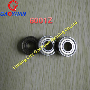 Best Price! Miniature Bearing 6001 pictures & photos