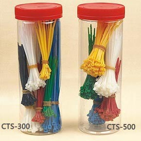 Cts Series (P. E. T tube) Cable Ties pictures & photos