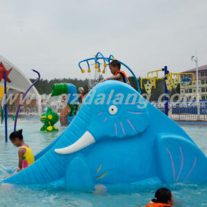 Big Elephant Slide for Children pictures & photos