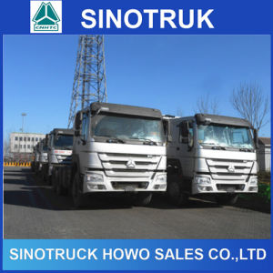 Factory Sale 25ton Sinotruk HOWO 6X4 371HP Tractor Head Truck pictures & photos