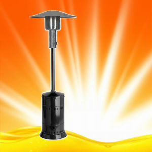 Powder Coated Steel Patio Heater with CE H1207 pictures & photos