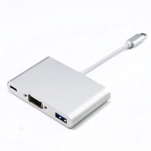 Type C M to HDMI Adapter Charger Date Cable pictures & photos