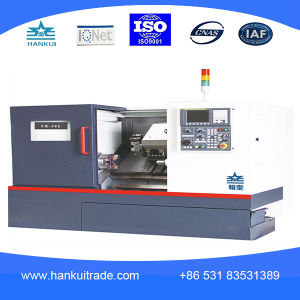 Ck63L Big Boring Hole CNC Horizontal Turning Lathe pictures & photos