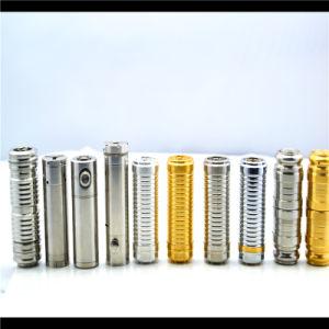 Mechanical Mod Telescope E-Cigarette (Pure Ss sentinel)