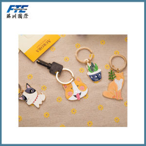 Acrylic Keychain Animals Shaped Keychain pictures & photos
