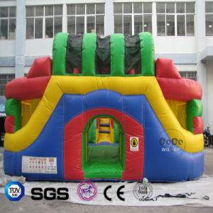 Coco Water Design Inflatable Castle Toy for Kids LG9084 pictures & photos