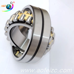 Low vibration Spherical roller bearing 23128 CA K CAK /W33 23128CCK/33+H3128 pictures & photos