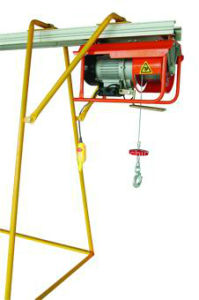 High-Speed Electric Hoist with CE Standard pictures & photos