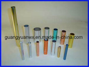 Anodized Aluminium Tubes/Pipes 6060 6061 6063 T4/T5/T6 pictures & photos