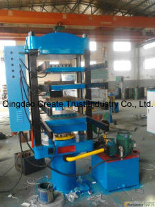 2017 Hot Sale Rubber Tile Machine with Mould pictures & photos