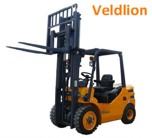 Diesel 3-5 Tons Forklift pictures & photos