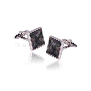 2014 Fashion Elegant Silver Cufflinks