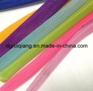 Polyester Expandable Braided Electrical Wire Cable Organizer Sleeve