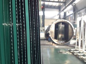 6.76mm Patterned Laminated Glass pictures & photos