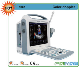 C200 CE and FDA Approved Cheap Price Best Ultrasound Machine pictures & photos