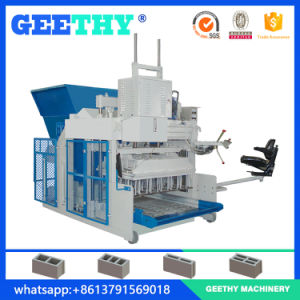 Qmy10-15 Egg Laying Hollow Concrete Block Machine pictures & photos