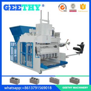 Qmy10-15 Egg Laying Hollow Concrete Block Machine