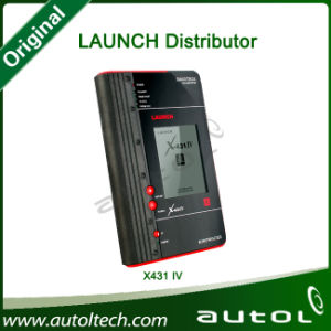 Hot! 100% Genuine Original Launch X431 Master IV with PDA Functions pictures & photos