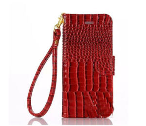 China Wholesale Leather Mobile Phone Case+ Factory Price (M109) pictures & photos