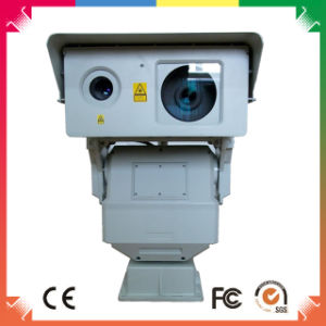 Outdoor Night Vision Detection PTZ CCTV Camera with IR Laser for 3000m pictures & photos