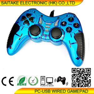 PC&PS2&PS3 Vibration Gamepad Stk-2021pup pictures & photos