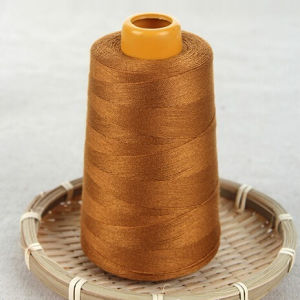 China 100% Spun Polyester Sewing Thread 40/2 pictures & photos