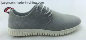 Casual Flat Walking Lace-up Popular Women Shoes pictures & photos