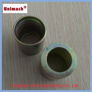Factory Wholesale Carbon Steel Hydraulic Ferrule pictures & photos